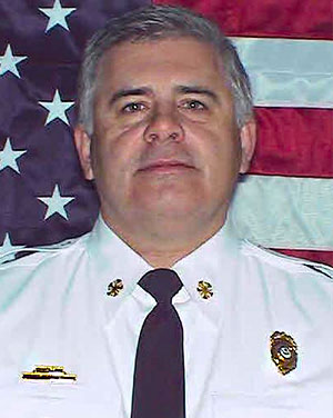 Kevin Lang - Fire Chief